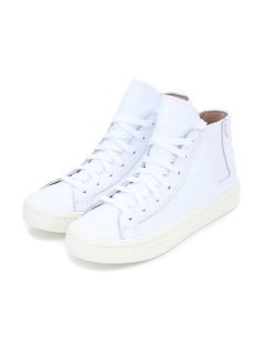 エミ(emmi)の【adidas Originals】COURTVANTAGE SLIP MID W スニーカー