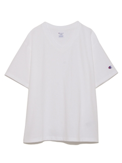 アザーブランド(OTHER BRANDS)の【Champion】V-NECK T-SHIRT トップス