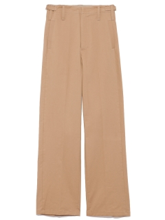 High Waist Chino Pants