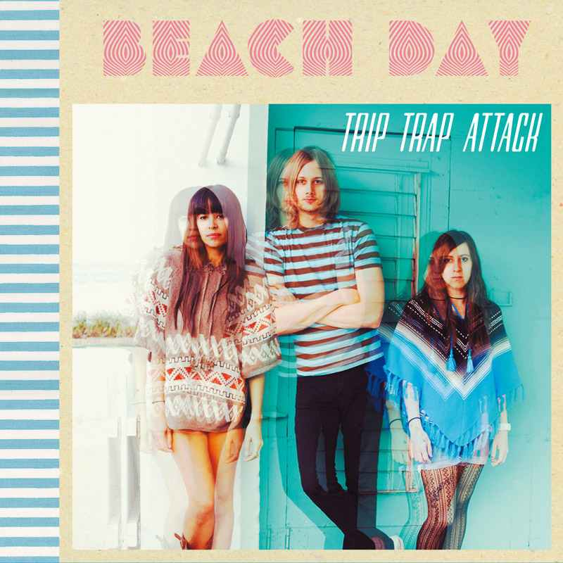 Trip Trap Attack / Beach Day