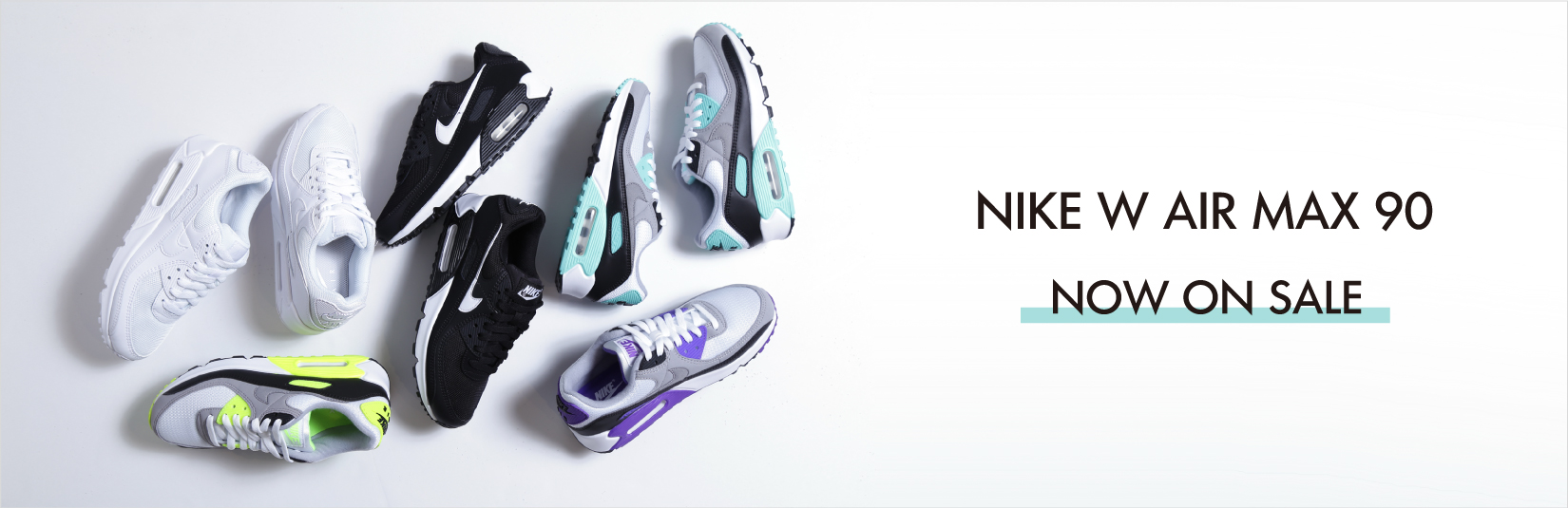 NIKE W AIR MAX 90 -NOW ON SALE-