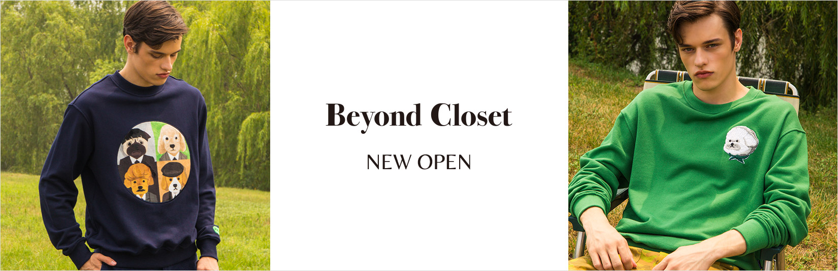 """Beyond Closet"" NEW OPEN!"