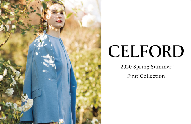 CELFORD 2020 Spring Summer First Collection