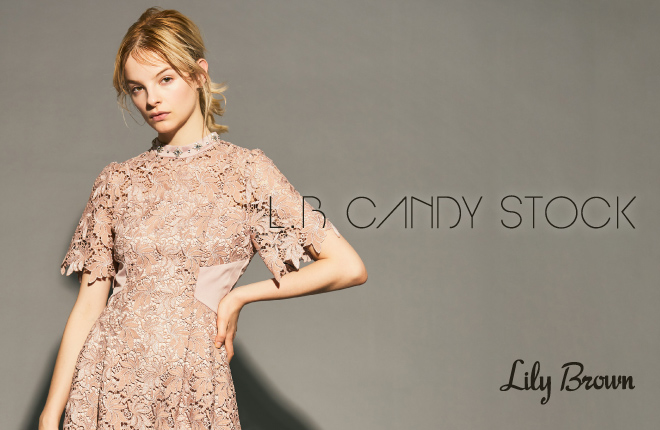 L.B CANDY STOCK 2020S/S collection