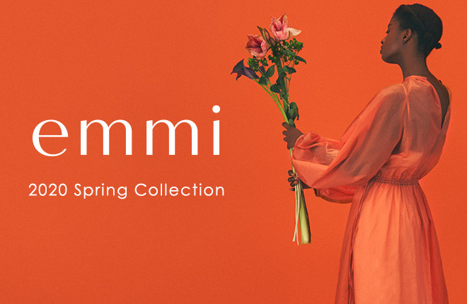 emmi SPRING COLLECTION 2020