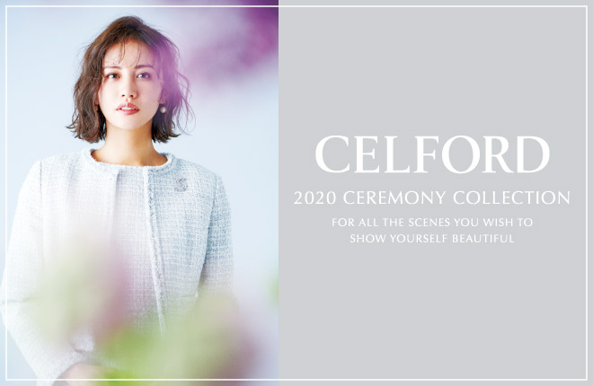 2020 CELFORD CEREMONY COLLECTION