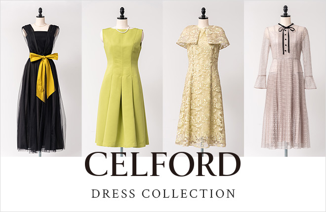 CELFORD DRESS COLLECTION
