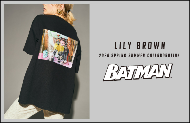 """BATMAN"" Collaboration Items!"