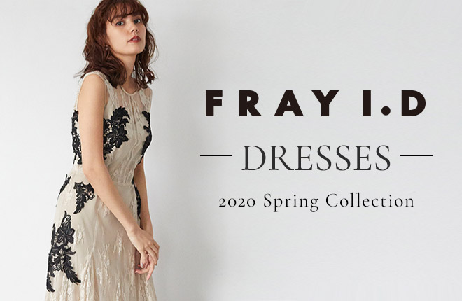FRAY I.D Spring and Summer Dress Collection