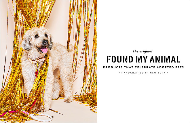 """FOUND MY ANIMAL"" NEW OPEN!"