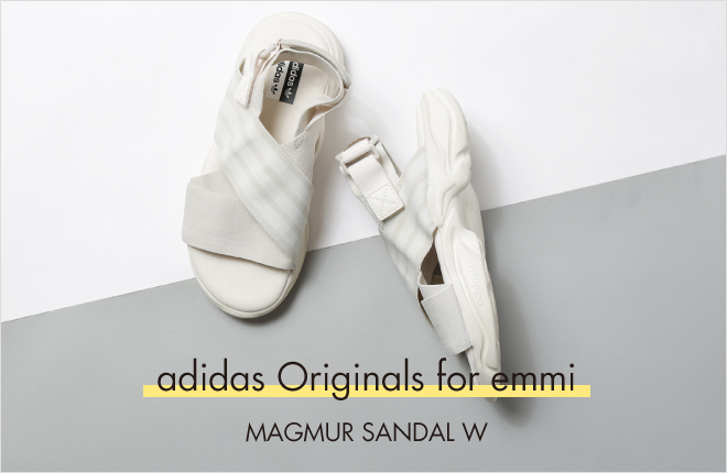 """adidas Originals for emmi""MAGMUR SANDAL W"