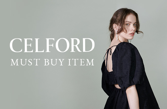 CELFORD MUST BUY ITEM