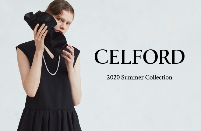 CELFORD 2020 Spring Summer Second Collection
