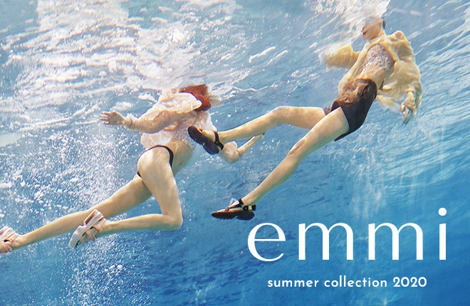 emmi SUMMER COLLECTION 2020