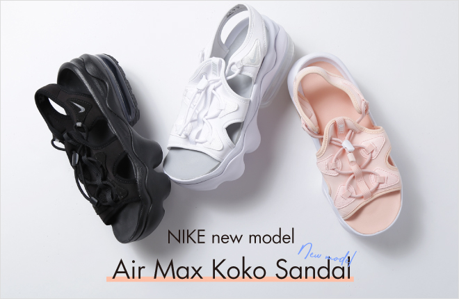 """NIKE new model"" Air Max Koko Sandal"