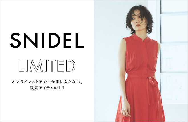 SNIDEL ONLINE LIMITED vol.1