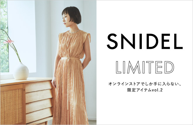 SNIDEL ONLINE LIMITED vol.2