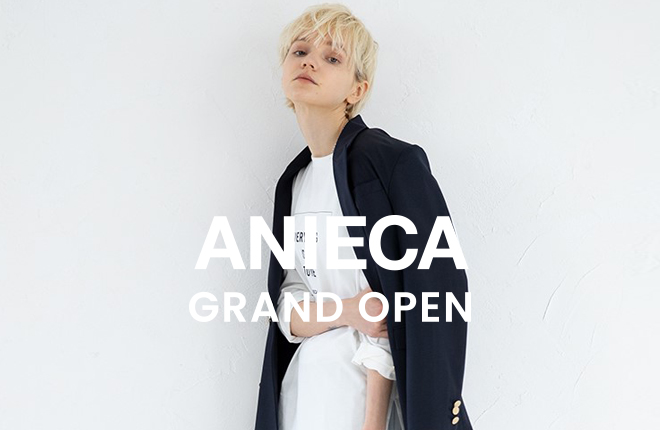ANIECA GRAND OPEN