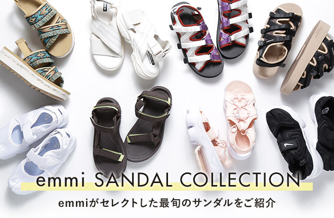 emmi SANDAL COLLECTION