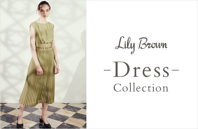 """Lily Brown""Dress Collection"