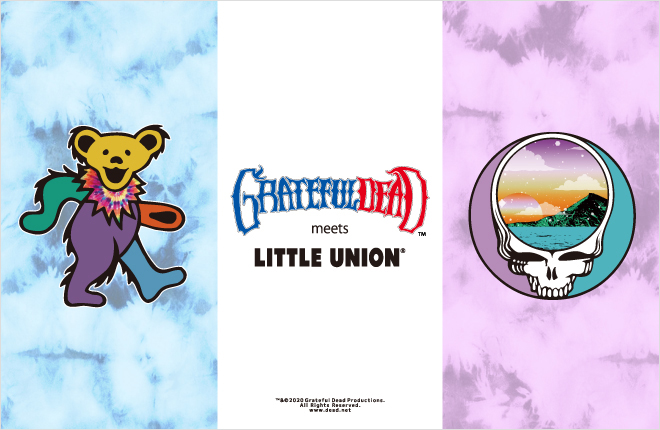 GRATEFUL DEAD meets LITTLE UNION
