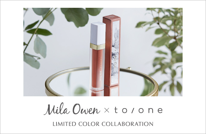 Mila Owen × to/one