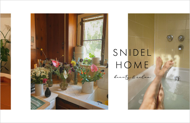 【9.1 tue Debut】SNIDEL HOME