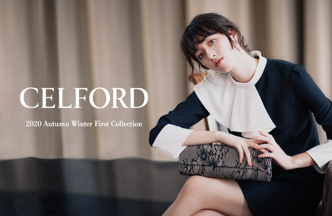 CELFORD 2020Autumn Winter Collection