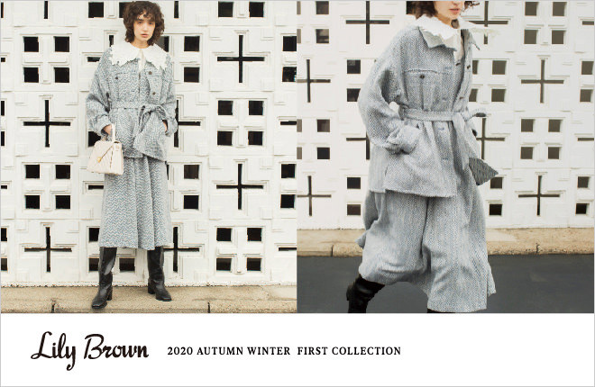 Lily Brown 2020 Autumn/Winter 1st Collection