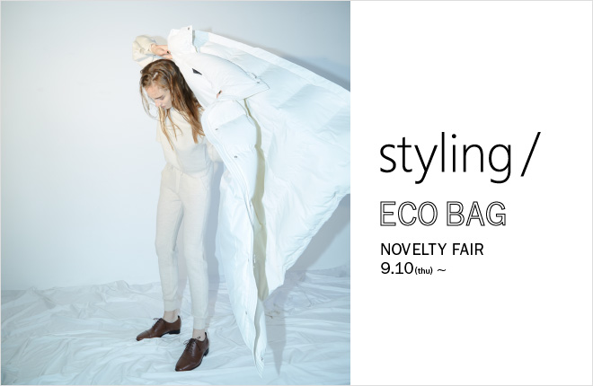ECO BAG NOVELTY FAIR