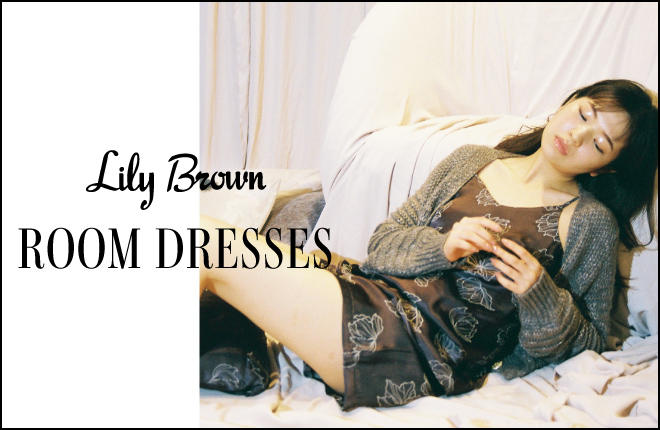 "Lily Brown""ROOM DRESSES"""