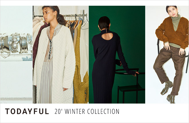 TODAYFUL 20' WINTER COLLECTION