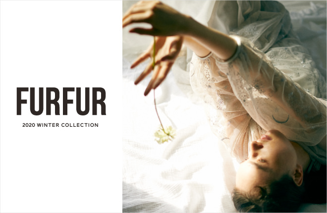 FURFUR 2020 Autumn/Winter collection
