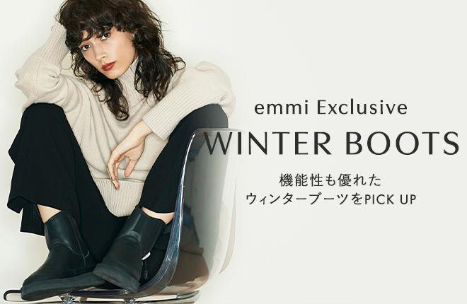 emmi Exclusive WINTER BOOTS