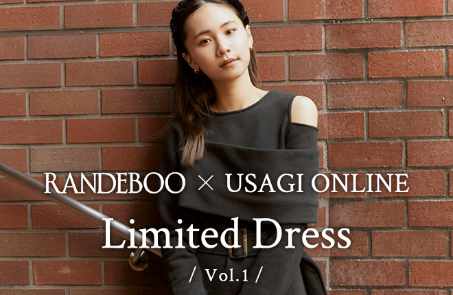 RANDEBOO ×USAGI ONLINE Limted Dress Vol.1