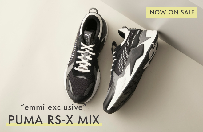 """PUMA for emmi"" RS-X Mix"