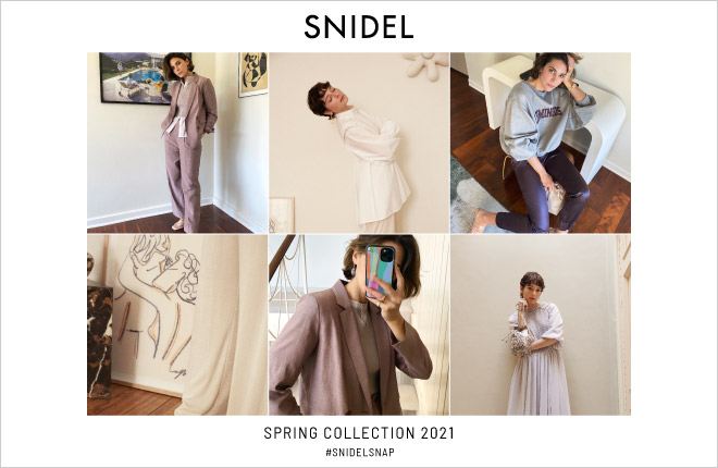 NEW COLLECTION 2021 #SNIDELSNAP