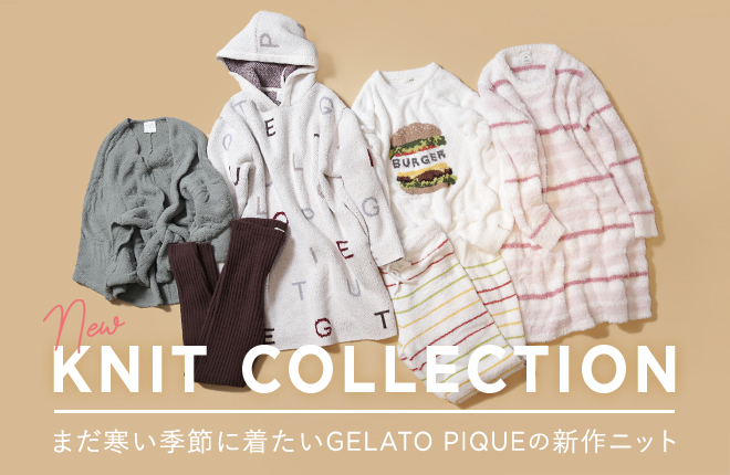 NEW KNIT COLLECTION