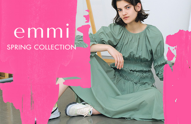 emmi SPRING COLLECTION 2021