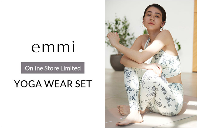 Online Limited YOGA WEAR SET