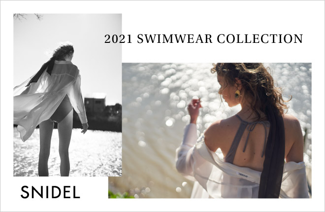 2021 SNIDEL SWIMWEAR COLLECTION