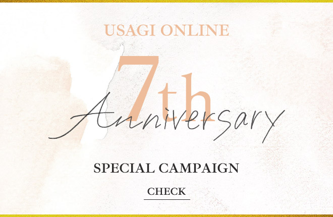 USAGI ONLINE 7th  anniversary