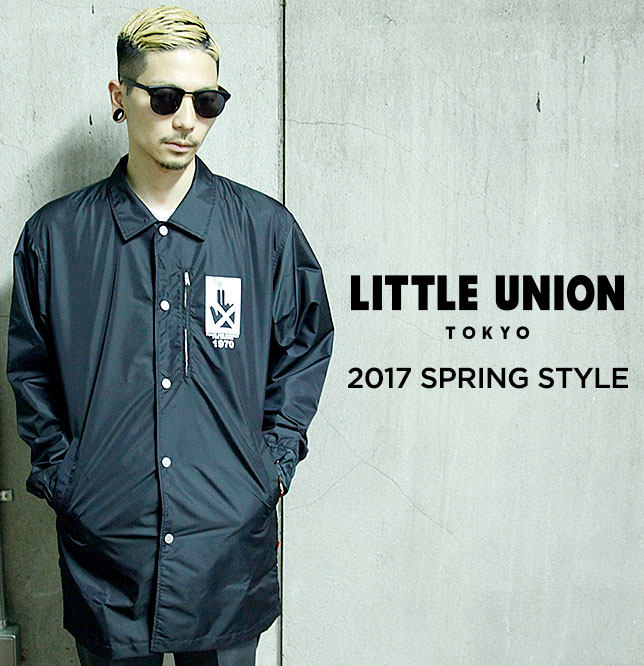 LITTLE UNION TOKYO 2017 S/S COLLECTION