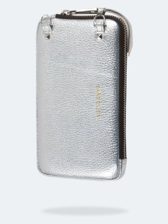 BANDOLIER/EXPANDED RICH SILVER POUCH/モバイルアクセサリー