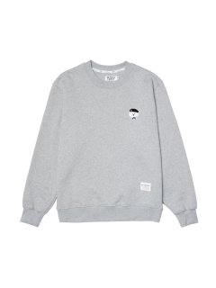 Beyond Closet/【UNISEX】ILP SIGNATURE PARIS LOGO SWEAT/スウェット