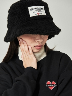 Beyond Closet/【UNISEX】NOMANTIC COLLECTION FUR BUCKET HAT/ハット