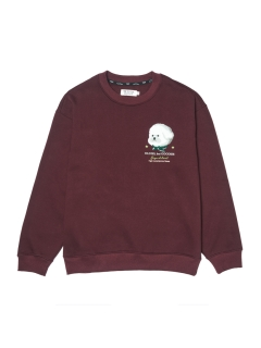 Beyond Closet/【UNISEX】ILP HQ WAPPEN SWEAT/スウェット