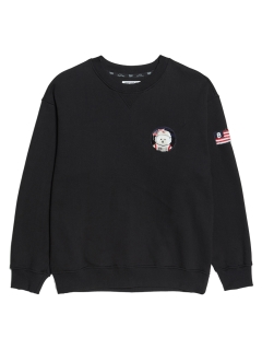Beyond Closet/【UNISEX】APOLLO COLLECTION CLASSIC WAPPEN SWEAT/スウェット