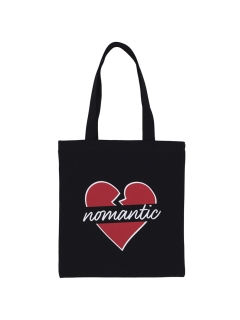 Beyond Closet/【UNISEX】NOMANTIC HEART ECO BAG/トートバッグ
