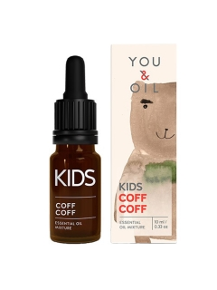 CosmeKitchen/【YOU&OIL】KIDS COFF COFF 10mL/ボディオイル